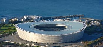 Cape Town stadion Arkivbild