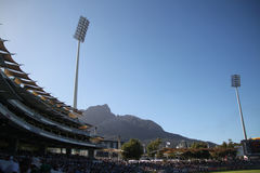 Cape Town Stadium Royalty Free Stock Images