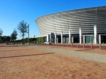 The Cape Town Stadium Stock Photography