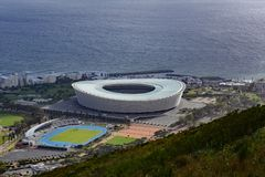 Cape Town Stadium, Cape Town, South Africa royalty free stock photo