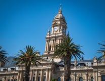 Cape Town stadshus Fotografering för Bildbyråer