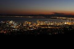 Cape Town tänder otta royaltyfria foton