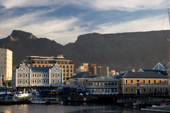 Cape town view Royalty Free Stock Photo