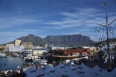 Cape Town Waterfront Royalty Free Stock Image