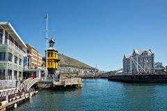 Cape Town Waterfront, South Africa Stock Photography