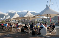 Cape Town waterfront South Africa Stock Photo