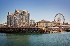 Cape Town Waterfront Stock Photos