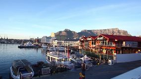 Cape Town from the Victoria and Alfred Waterfront