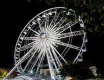 Cape Town Wheel Royalty Free Stock Images