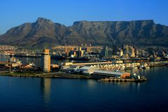 Cape Town, Zuid-Afrika Royalty-vrije Stock Afbeelding