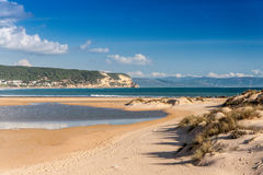 Cape of Trafalgar Stock Photos