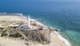 Cape of Trafalgar, Costa de la Luz, Andalusia, Spain royalty free stock images