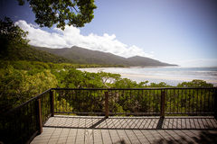 Cape Tribulation Beach Stock Image