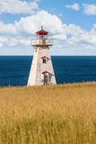 Cape Tryon Lighthouse Royalty Free Stock Image