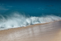 Cape Verde Beach Royalty Free Stock Photo