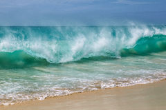 Cape Verde Beach Stock Photography