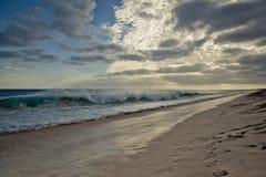 Cape Verde Beach Stock Photo