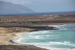 Cape Verde Islands Royalty Free Stock Images