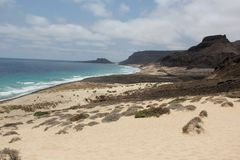 Cape Verde Islands Royalty Free Stock Image
