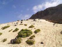 Cape Verde Islands Saint Vicente Royalty Free Stock Image