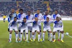 Cape Verde National Soccer team Royalty Free Stock Image