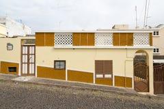 Cape Verde residential house Stock Photos