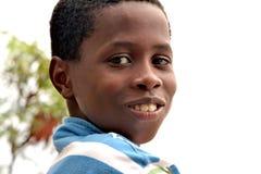 Cape Verde boy Stock Photo