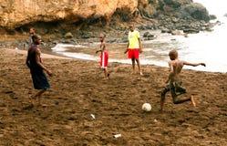 Cape Verdean children Royalty Free Stock Photos