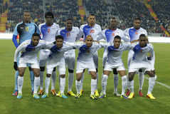 Cape Verdean National Team Royalty Free Stock Photo
