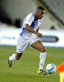Cape Verdean player Garry Mendes Royalty Free Stock Photography