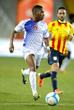 Cape Verdean player Garry Mendes Stock Image