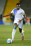Cape Verdean player Marco Soares Royalty Free Stock Photography