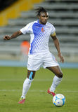 Cape Verdean player Marco Soares Stock Images