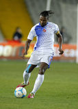 Cape Verdean player Marco Soares Royalty Free Stock Images