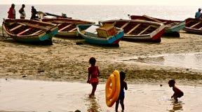 Cape Verdeans children Stock Photography