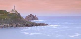 Cape Villano. Stock Photos
