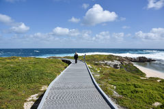 Cape Vlamingh Walkway Royalty Free Stock Image