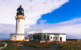 Cape Wrath Lighthouse Royalty Free Stock Photography