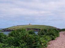 Capel νησί Ιρλανδία Στοκ εικόνα με δικαίωμα ελεύθερης χρήσης