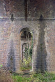 Capel`s Mill Railway Viaduct Stock Image