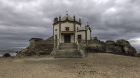 Capela κάνει Senhor DA Pedra στοκ φωτογραφίες