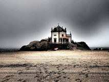 Capela делает Senhor da Pedra Стоковое Фото