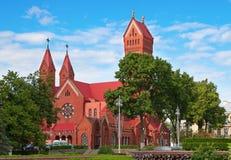 Capela católica Imagens de Stock Royalty Free