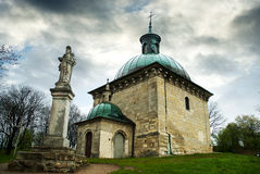 Capela católica Fotos de Stock Royalty Free