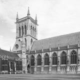 Capela da faculdade de St Johns na Universidade de Cambridge inglaterra Imagens de Stock