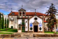 Capela das Almas i Viana do Castelo, Portugal royaltyfria bilder