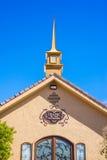 A capela das flores Las Vegas Nevada Fotos de Stock Royalty Free