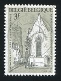 Capela de Broodjes, Antuérpia fotografia de stock royalty free
