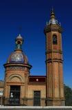 Capela de Carmen imagem de stock