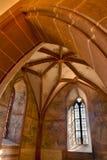 Capela de Hunawihr Imagem de Stock